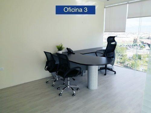 Al 50% Oficinas En Renta Amueblada 12m2 ,angelópolis, Puebla