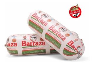 Muzzarella Barraza Cilindro Horma X Kg.