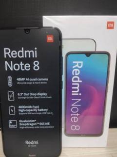 Xiaomi Redimi Note 8 /128g/4g De Ram