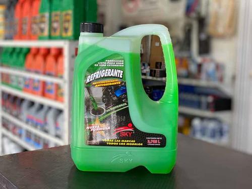 Refrigerante Verde 50/50 Sky