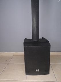 Caixa De Som Ld Systems Maui 28 Amplificada Torre Ativa
