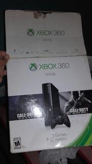 Xbox360 Buen Estado Un Año De Uso Único Dueño