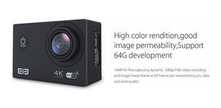 Elephone Explorer 4k + Wifi /cámara Deportiva Elephone