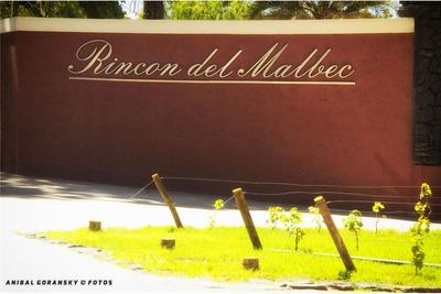 Venta De Lotes En Rincón Del Malbec