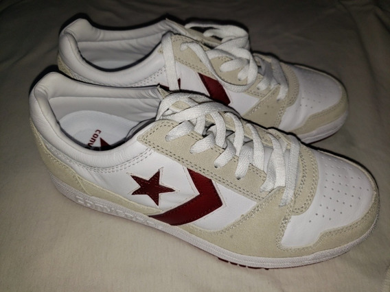 Zapatillas Converse Blancas Importadas Talle 41