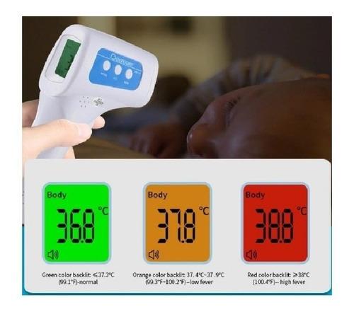 Termometro Infrarrojo C/laser Vc303b