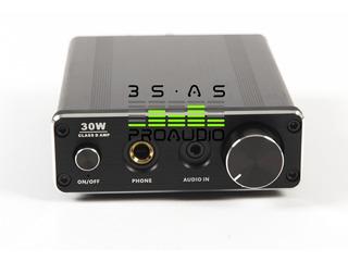 Amplificador Potencia Instalacion 30w Amp-30hp Vision Elite