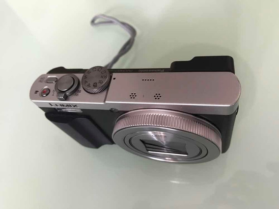 Câmera Digital Panasonic - Lumix - Avcd Progressive - Leica