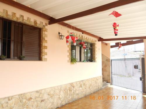 Casa A Venda No Bairro Vila Milton Em Guarulhos - Sp.  - 1766-1