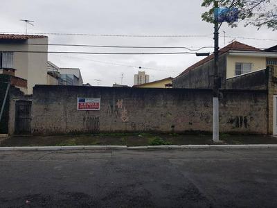 Terreno Residencial À Venda, Jardim Aricanduva, São Paulo. - Te0089