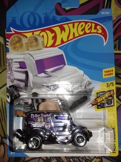 Roller Toaster 2018 Fast Foodie Hot Wheels