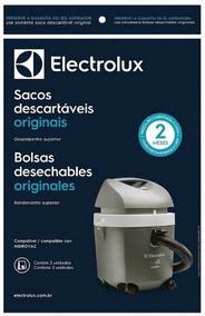 Sacos De Aspirador De Pó Eletrolux Hidrovac 1300w Promoção