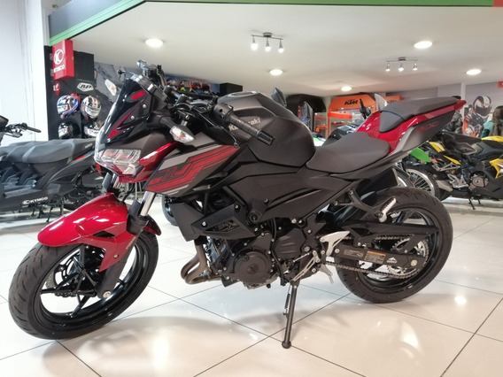 Kawasaki Z 400 2020