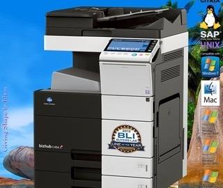 Impressora Konica Minolta C 224