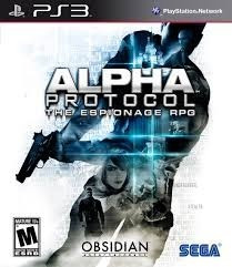 Alpha Protocol Playstation 3