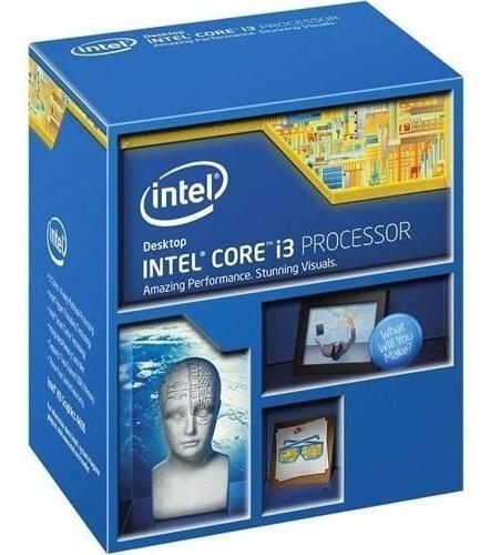 Imagem 1 de 5 de Processador Intel Core I3-4150, Cache 3mb, 3.5ghz Lga 1150