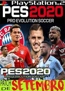 Pes 2019 Football Atualizado,ps2,lançamento Julho