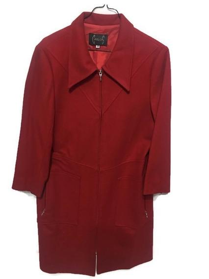 Abrigo Rojo Carlos