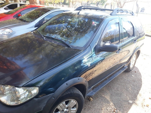 Fiat Palio Weekend 2006 1.8