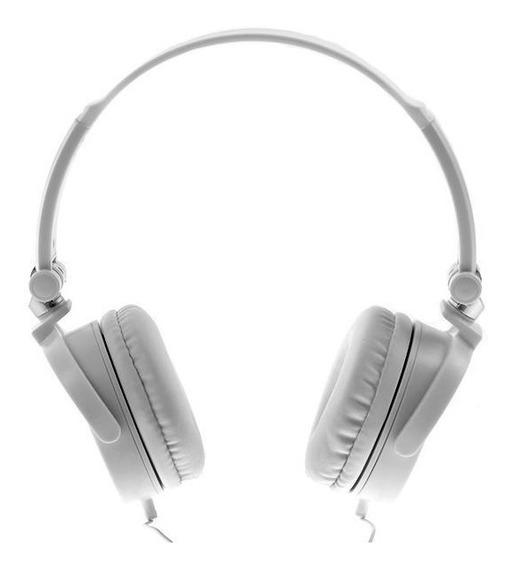 Fone De Ouvido Aiwa X107w Com Microfone - Branco