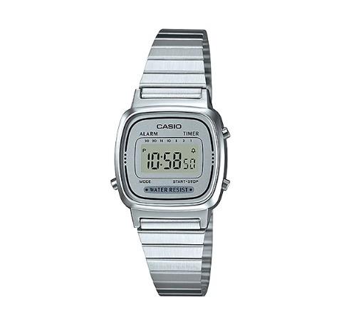 Relógio Casio Vintage Feminino La670wa-7df