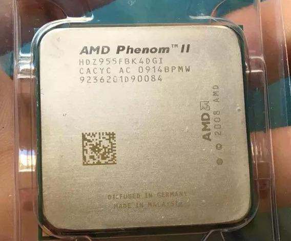 Processador Phenom Ii X4 955 3.2 Ghz Oem Com Garantia