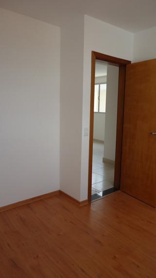 Apartamento Com 3 Quartos Para Comprar No Novo Boa Vista Em Contagem/mg - 2543