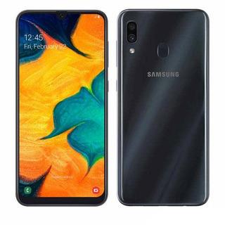 Samsung Galaxy A30 Tela 6,4 4g 64gb 16mp 5mp Sm-a305gzkbzto