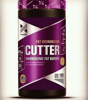 Xtrenght Cutter - 120 Comprimidos - Quemador De Grasas