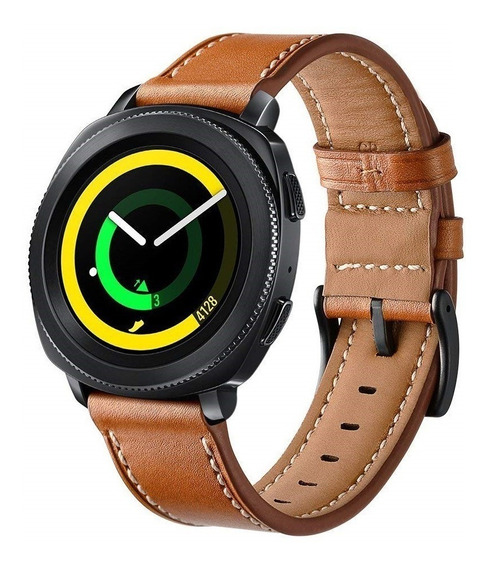 Pulseira Samsung Gear Sport Couro Legítimo