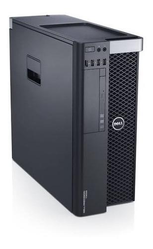 Workstation Dell Precision T3600 E5 64gb Ecc Quadro K2000