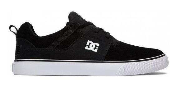 Zapatilla Hombre Heathrow Vulc Negro Dc Shoes