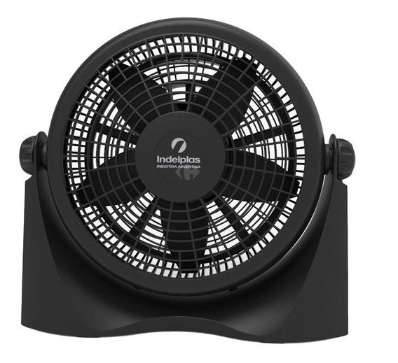 Ventilador Turbo 12 Apto Piso-pared-techo Indelplas Full