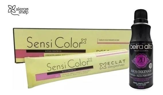 Tinta De Cabelo Sensi Color Antialérgica + Oxigenada