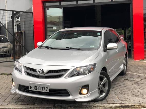 Toyota Corolla Xrs 2014 - Financiamos Sem Entrada!!!