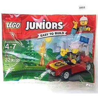 Set De Coche Lego Juniors Fire
