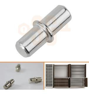 Soporte Acero Para Estante 5 - 5 Mm X 100 Unidades Mueble
