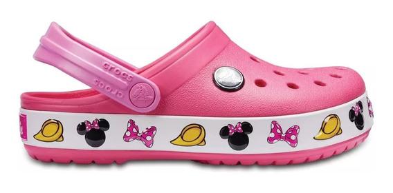 Sandalia De Nena Crocs Crocband Crocs Crocminnie C44