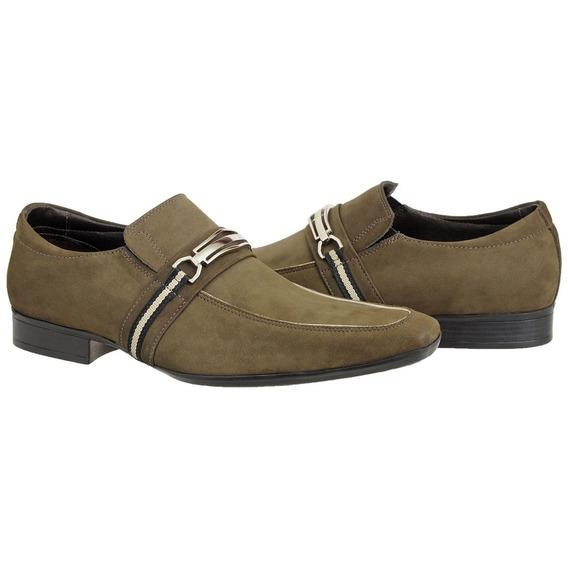 Sapato Esporte Fino Casual Masculino Linha Servilha 005