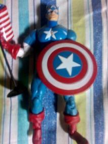 Capitão América Marvel Legends