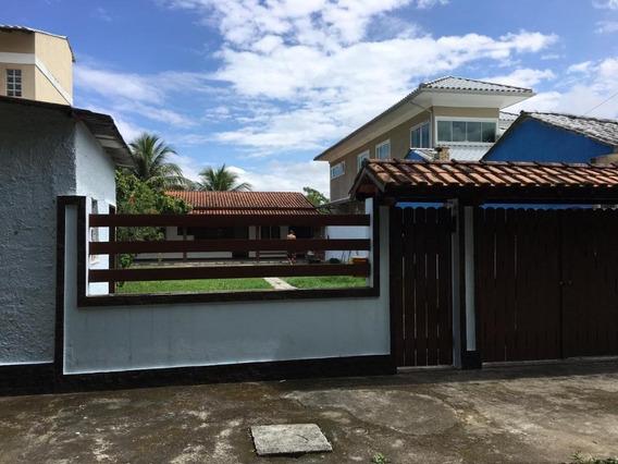 Casa Com 1 Dormitório À Venda Por R$ 450.000 - Piratininga - Niterói/rj - Ca0809