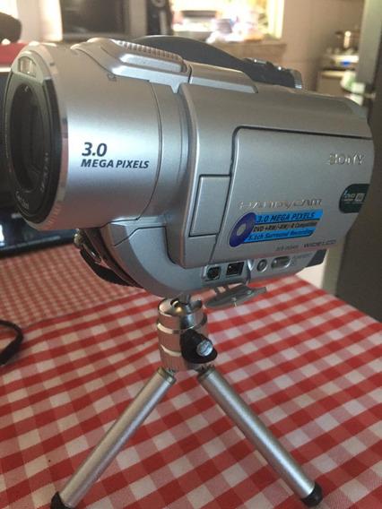 Filmadora Handycam Sony Dcr-dvd405
