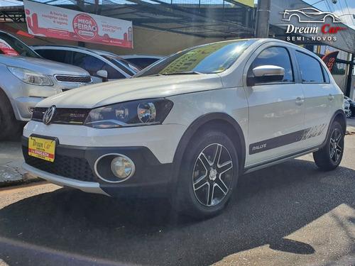 Volkswagen Gol Rallye 1.6 Branco 2014