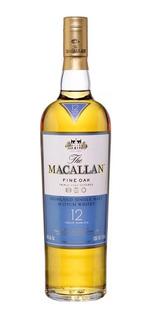Whisky Malta Macallan Fine Oak12 Años 750 Ml Liniers Nordelt