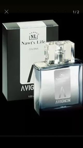 Colonia Avgnon Promoção Nawts Life