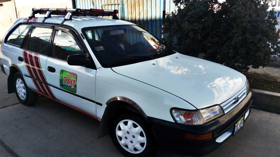 Toyota Corolla Gl Extra