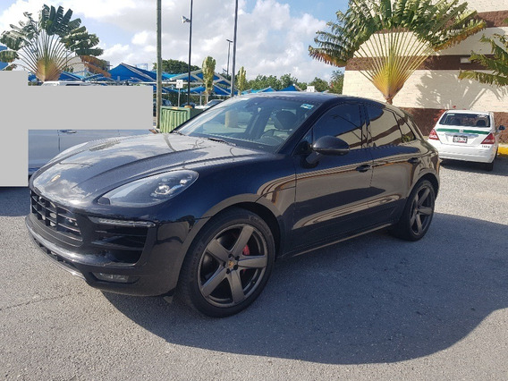 Porsche Macan 3.0 Gts Pdk 2018 Negra