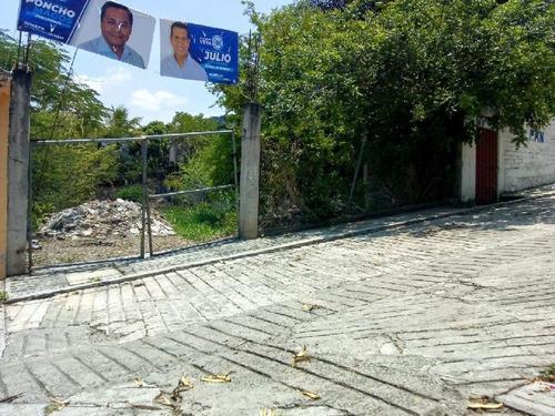 Imagen 1 de 4 de Venta De Terreno En Acatlipa.