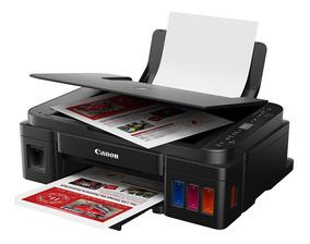 Multifuncional Canon Tanque De Tinta Pixma Maxx G3111 Wi-fi