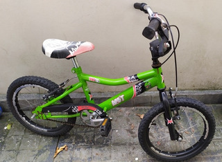 Bicicleta Mst Musetta Rodado 16